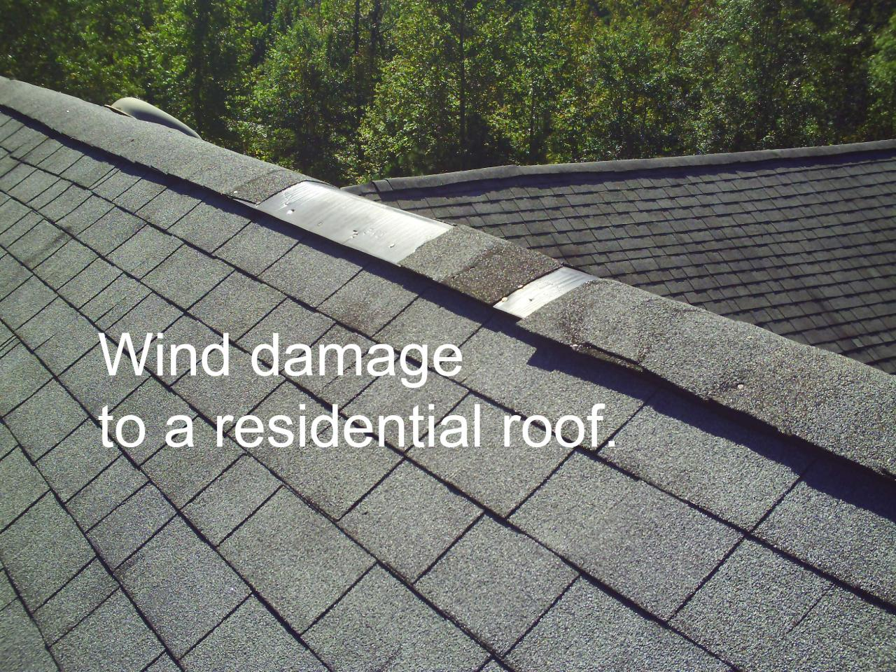 Allen Roof Wind Damage 682 325 2682